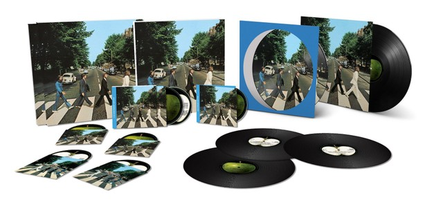 The Beatles Abbey Road Box Set Announced Details