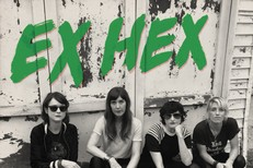 "Ex Hex - ""It's Real"" & ""What Kind of Monster Are You?"""