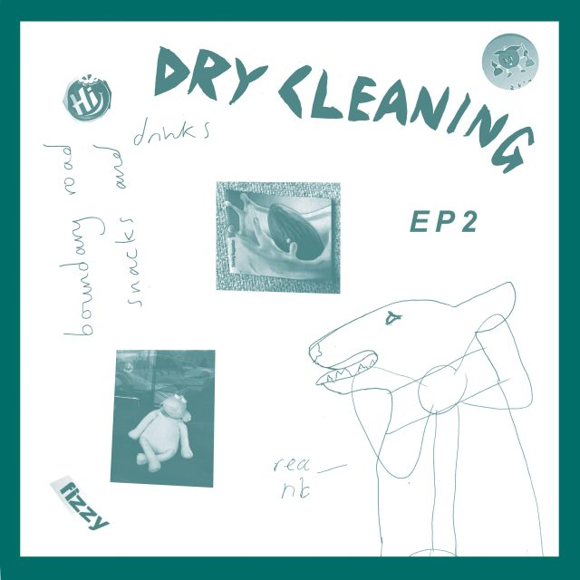 Dry Cleaning - Boundary Road Drinks And Snacks EP