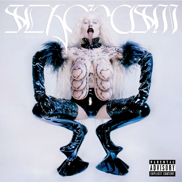 תוצאת תמונה עבור ‪brooke candy sexorcism album cover‬‏