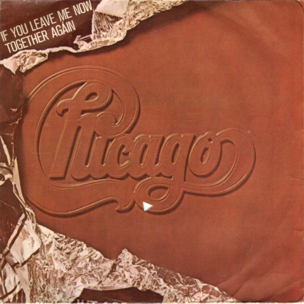 """The Number Ones: Chicago's """"If You Leave Me Now"""""""