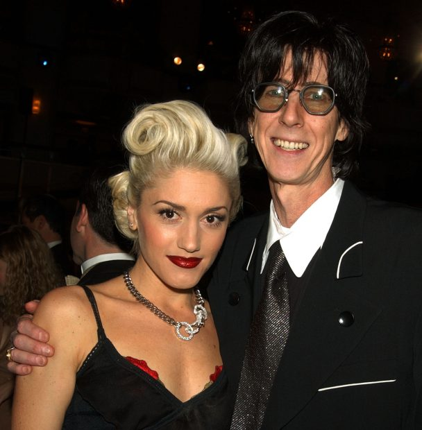 As A Producer, Ric Ocasek Was Often Just What Bands Needed