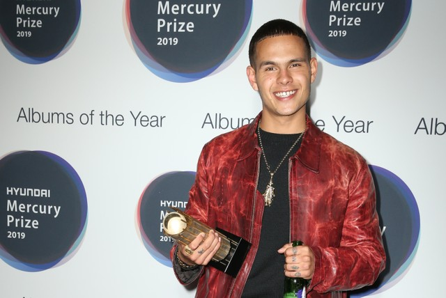 Rapper Dave wins UK's Mercury Prize as PM gets slammed