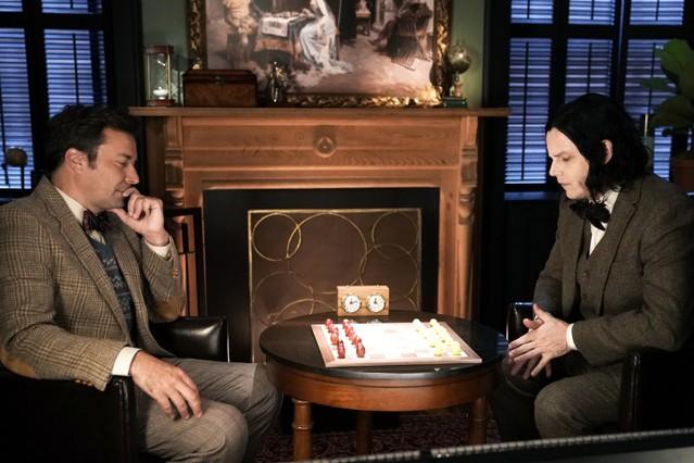 Jimmy Fallon & Jack White