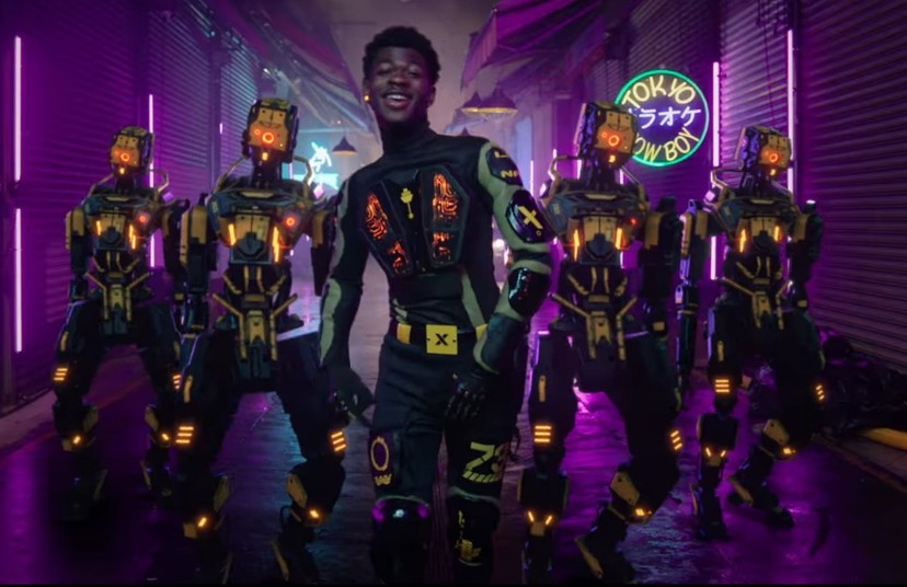 "Lil Nas X – ""Panini"" Video - Stereogum"