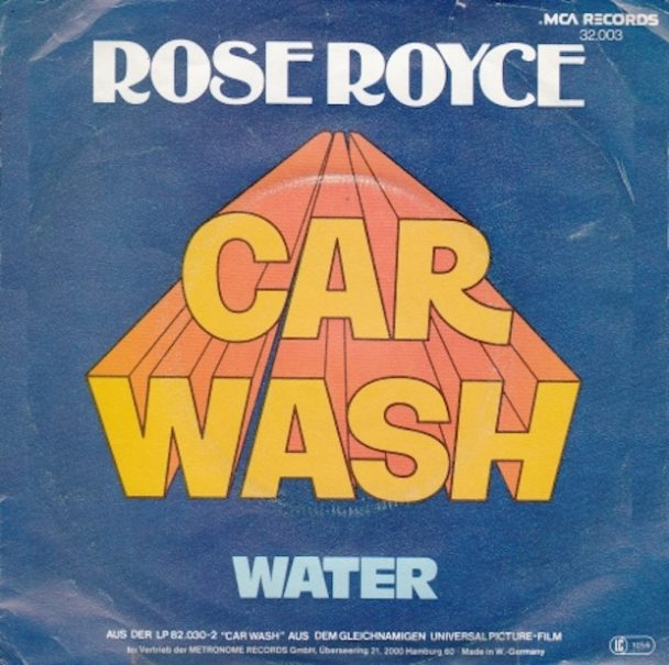 """The Number Ones: Rose Royce's """"Car Wash"""""""