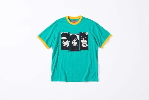 Supreme Announces The Velvet Underground Collection