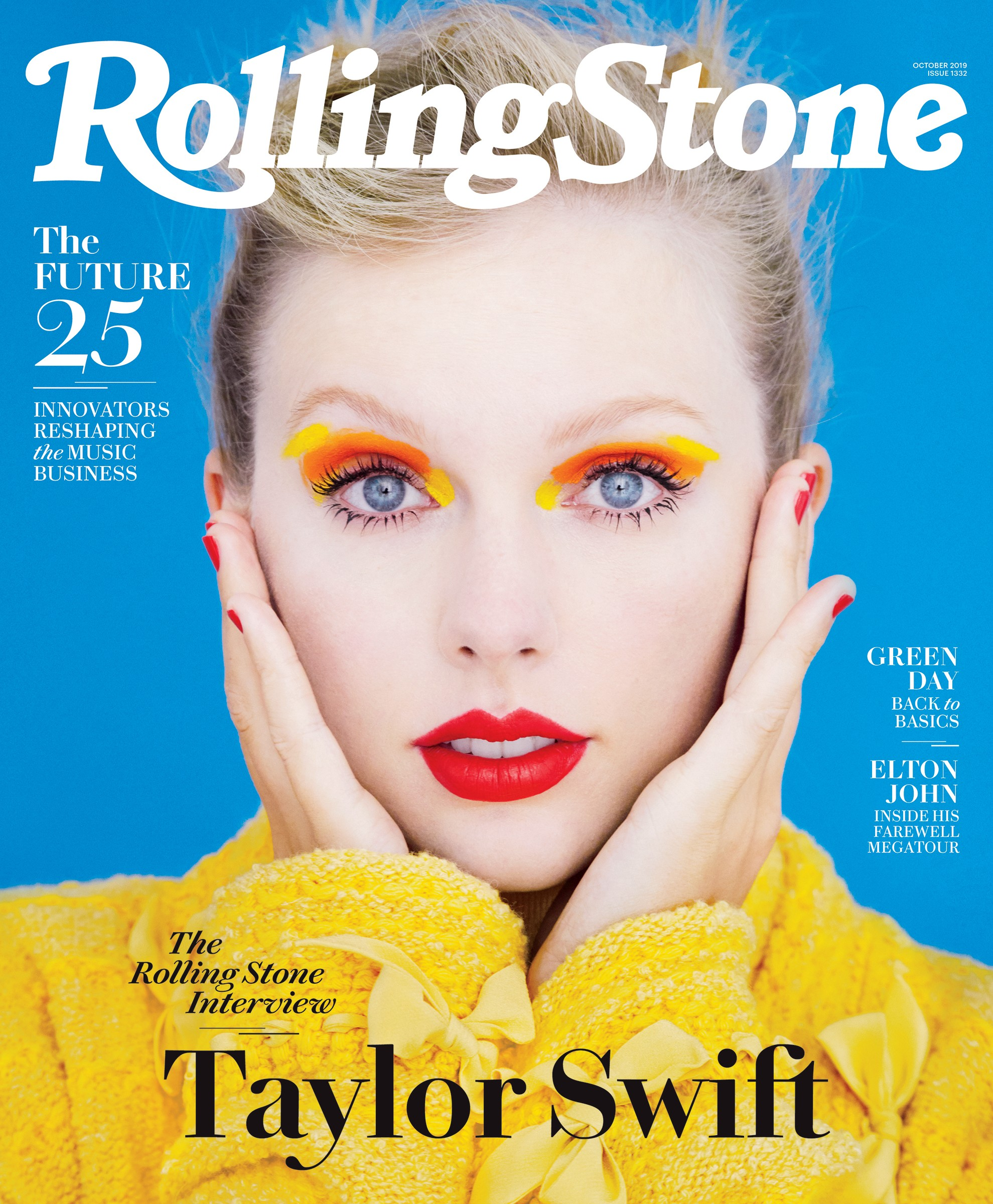 Taylor Swift Talks White Supremacy Kanye West Scooter Braun In Rolling Stone Interview