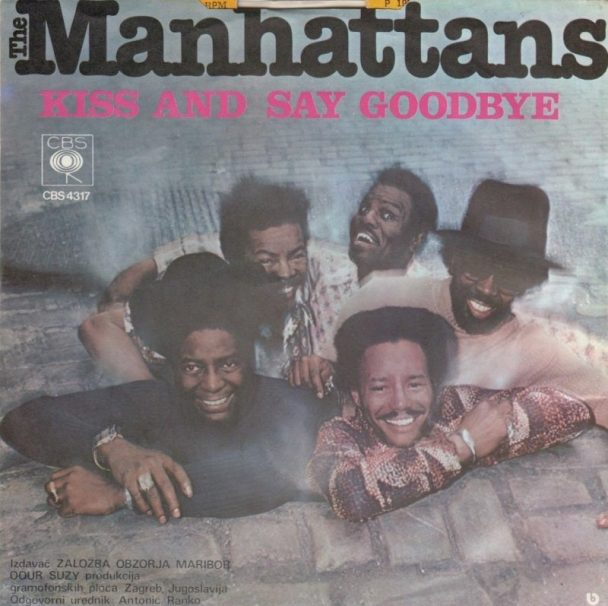 """The Number Ones: The Manhattans' """"Kiss And Say Goodbye"""""""
