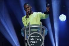 BRITAIN-ENTERTAINMENT-MUSIC-MERCURY-AWARD
