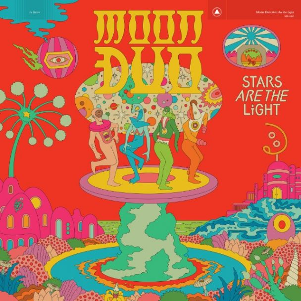 Album Of The Week: Moon Duo Stars Are The Light