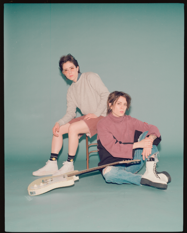 """Tegan And Sara – """"Don't Believe The Things They Tell You (They Lie)"""""""