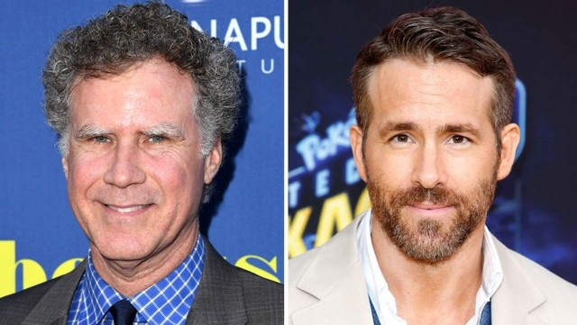 Will Ferrell & Ryan Reynolds