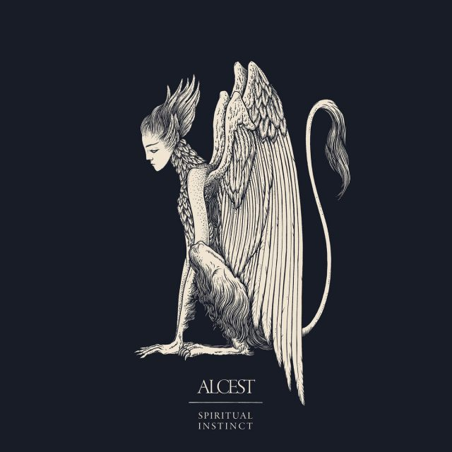 Image result for alcest spiritual instinct
