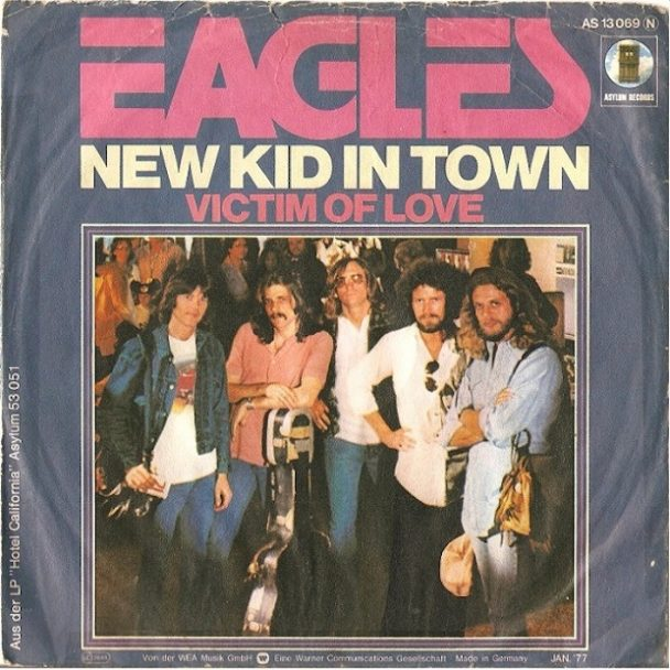 "The Number Ones: Eagles' ""New Kid In Town"""