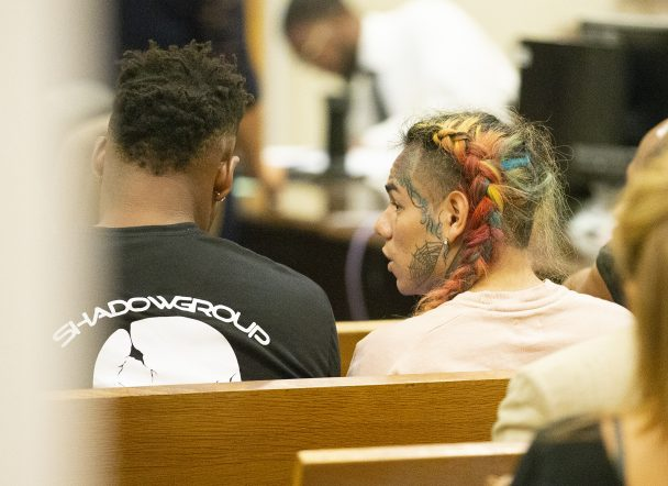 2 Men Convicted At Trial On Tekashi 6ix9ine Testimony