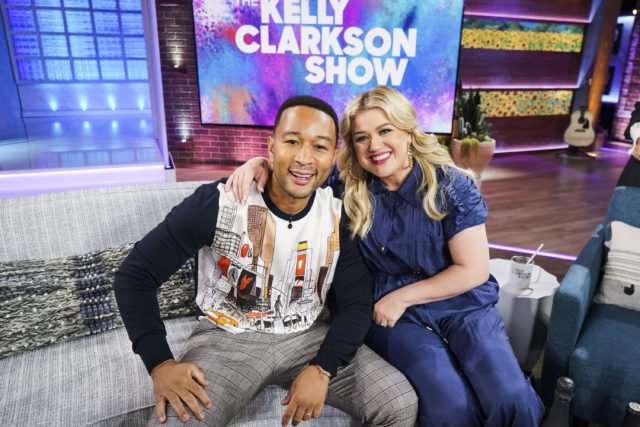 John Legend & Kelly Clarkson
