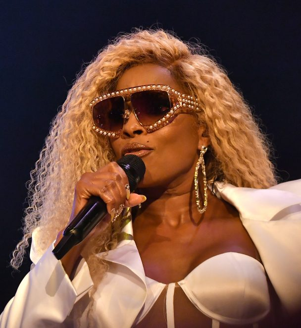 Mary J. Blige, Marc Maron Cast In Aretha Franklin Biopic Respect