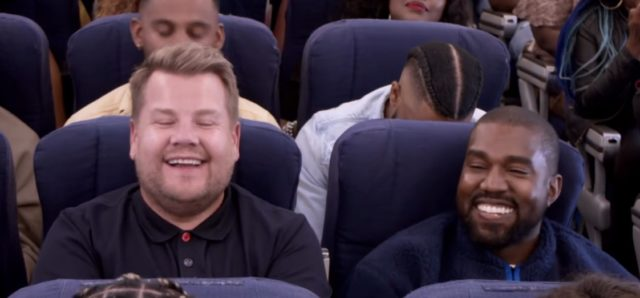 James-Corden-and-Kanye-West