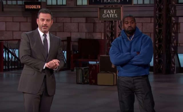 Jimmy-Kimmel-and-Kanye-West