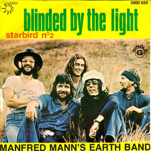 The Number Ones Manfred Mann S Earth Band S Blinded By The
