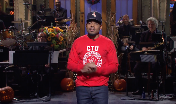 Watch Chance The Rapper Perform And Host On Saturday Night Live