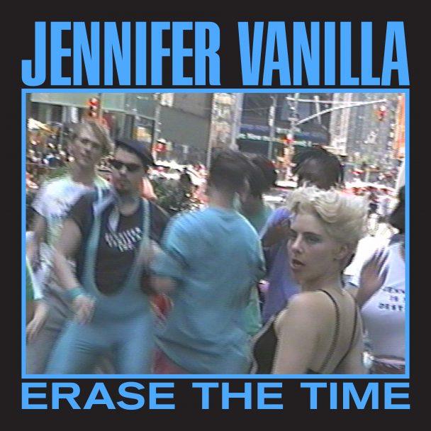 "Jennifer Vanilla – ""Erase The Time"" Video"
