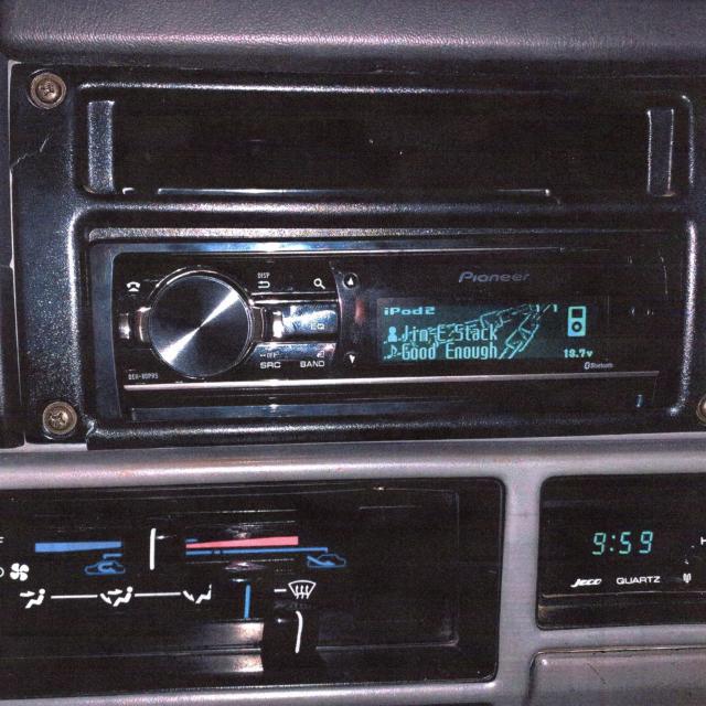"Jim-E Stack - ""Good Enough"" (Feat. Ant Clemons)"
