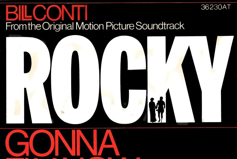 The Number Ones Bill Conti S Gonna Fly Now Theme From