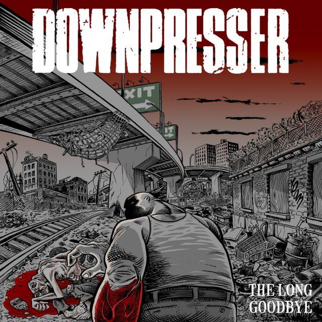 Downpresser-The-Long-Goodbye