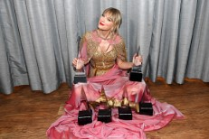 Taylor Swift At 2019 American Music Awards