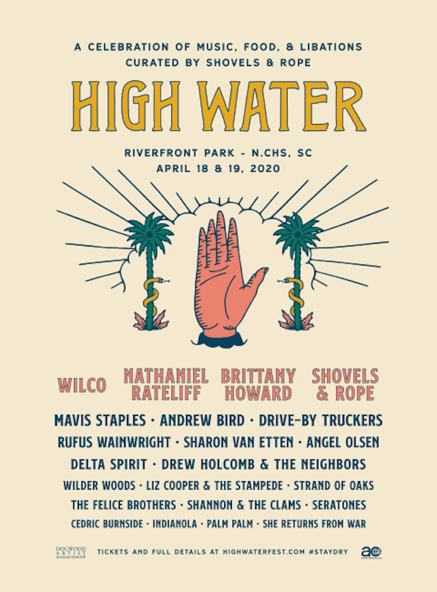 Festival 2020.High Water Festival 2020 Lineup Stereogum