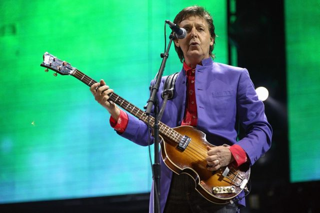 Paul McCartney teases about Glastonbury 2020 performance