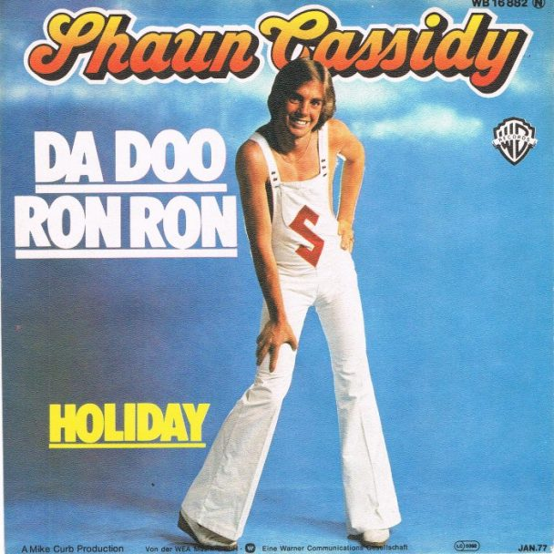"The Number Ones: Shaun Cassidy's ""Da Doo Ron Ron"""