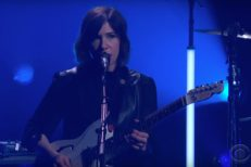 Sleater-Kinney-on-James-Corden