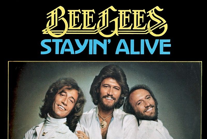 The Number Ones The Bee Gees Stayin Alive Stereogum