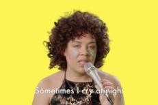 "Weaves - ""Internet Tears"" Video"