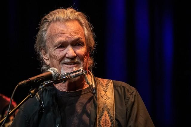 Kris Kristofferson Concert In Drammen