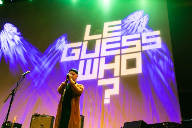 Le Guess Who? 2019
