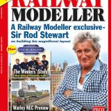 Rod Stewart Unveils Model Railroad City 23 Years In The Making