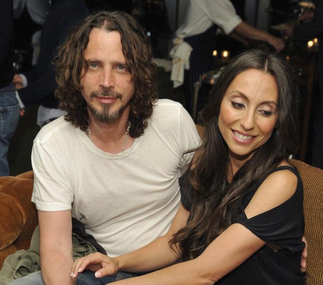 Chris Cornell's Widow Sues Soundgarden Over Unfinished Songs, Unpaid Royalties
