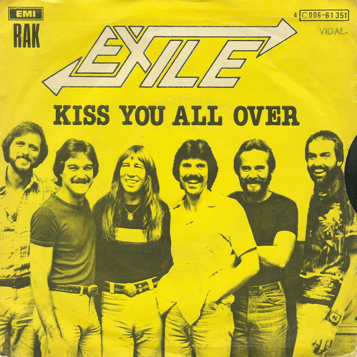 """The Number Ones: Exile's """"Kiss You All Over"""""""