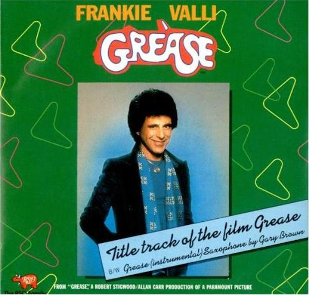"""The Number Ones: Frankie Valli's """"Grease"""""""