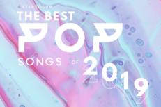 The Top 40 Pop Songs Of 2019