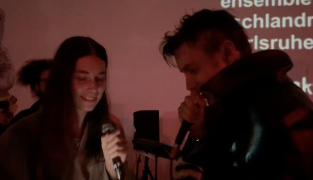 Julian Casablancas & Danielle Haim
