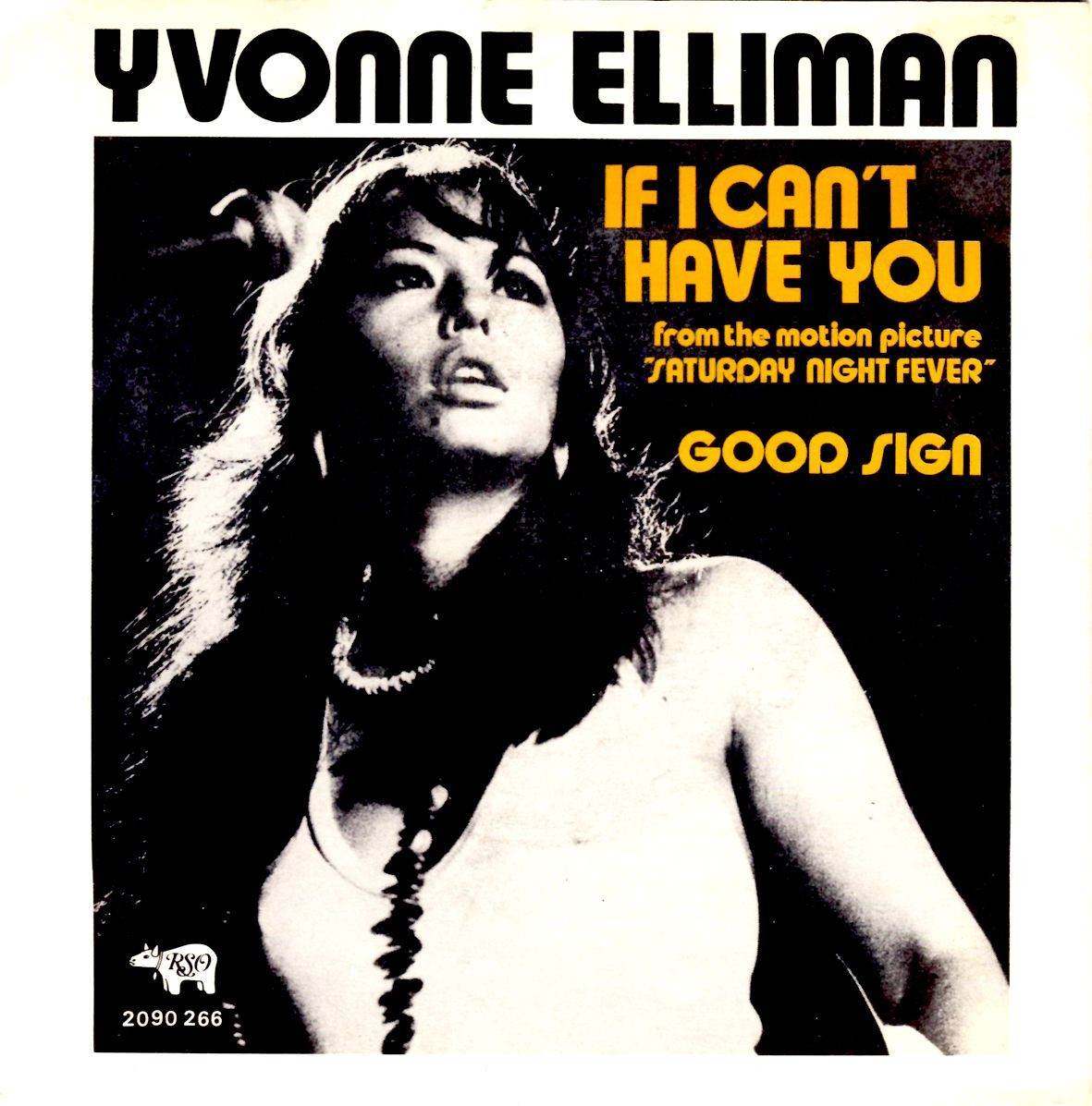 "The Number Ones: Yvonne Elliman's ""If I Can't Have You"""