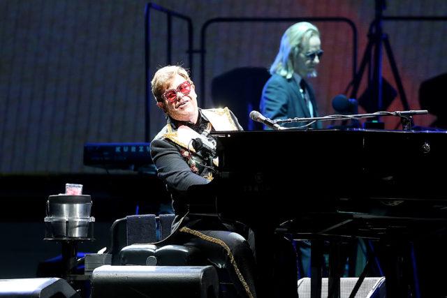 Elton John Farewell Yellow Brick Road Tour - Perth