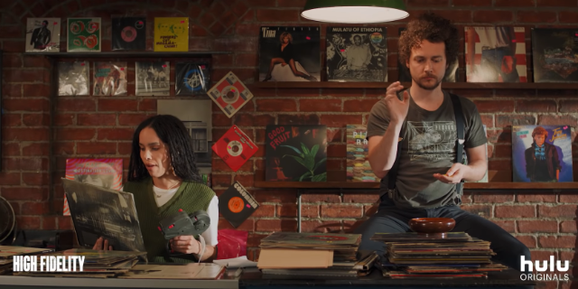 Watch The Trailer For Hulu S High Fidelity Remake With Zoe