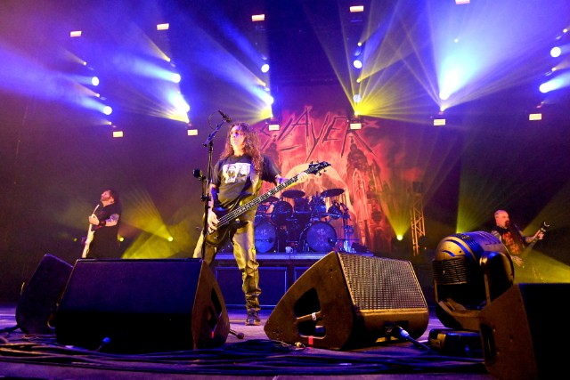 Slayer - The Final Campaign At The Forum