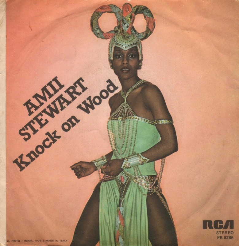 Image result for knock on wood amii stewart single images